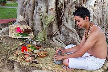 Indian preparation of turmeric